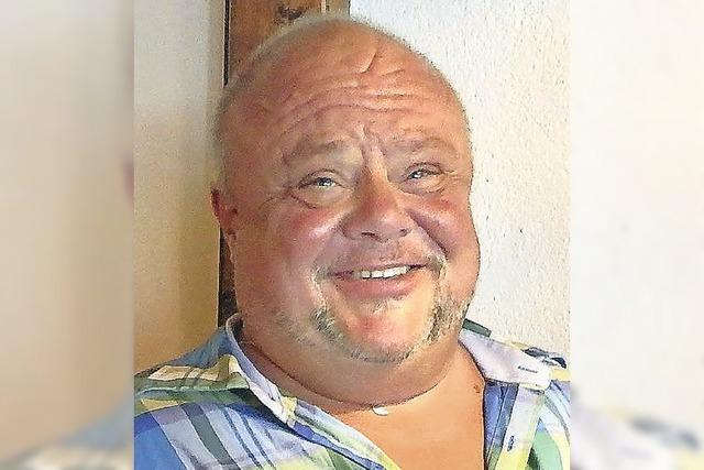 Siegfried Grimske steht AfD Breisach vor