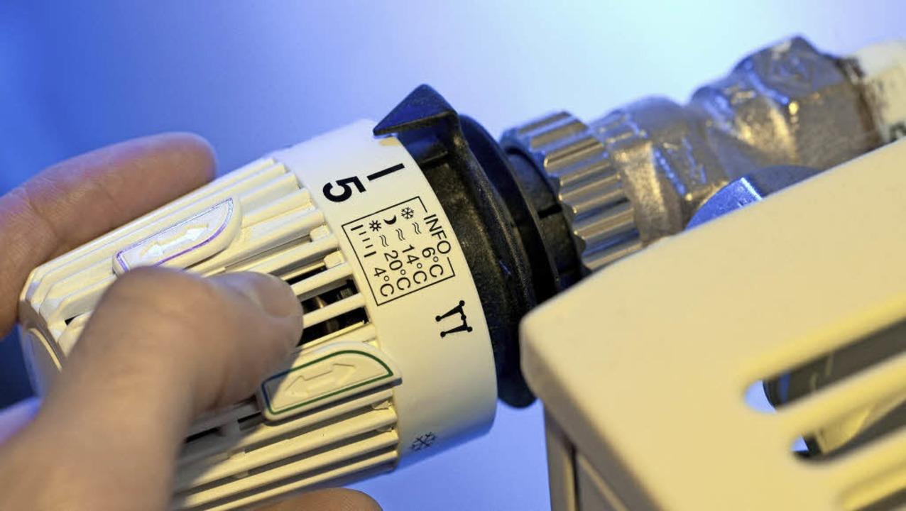Funktioniert der Thermostat nicht, heizen die Schulen unkontrolliert.   | Foto: Symbolfoto: dpa