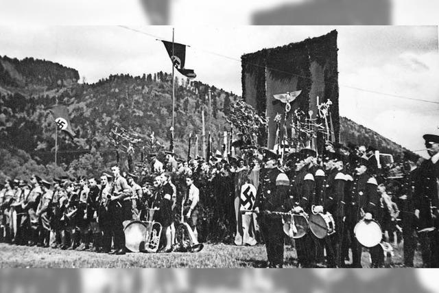 Vorträge über NS-Zeit und Besatzung