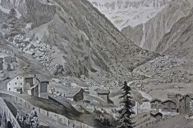 Drei Weltrekorde am Gotthard