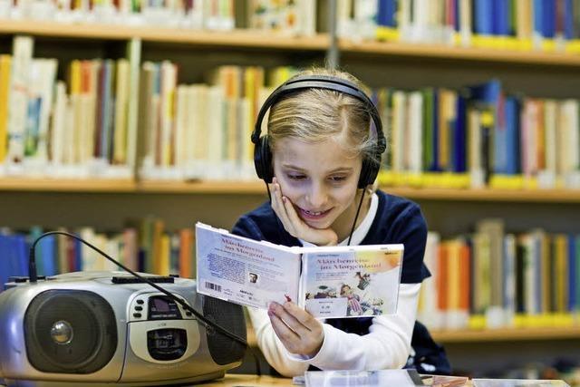Lesen mit den Ohren