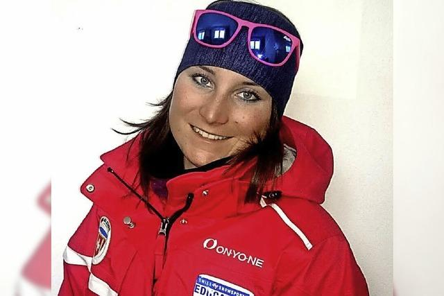 Europameisterin Miriam Schöne