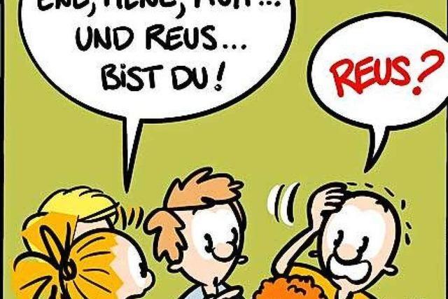 Lucy Backfisch: Reus raus!