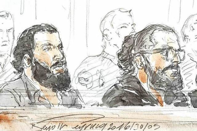 Was trieb diese sieben Elsässer zum Dschihad?