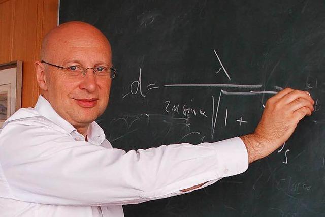 Chemie-Nobelpreisträger bekommt Gutedelpreis