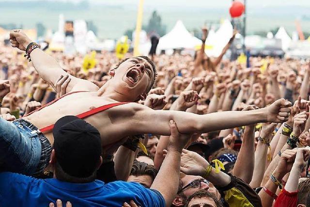 So entwickeln sich deutsche Rock- und Popfestivals