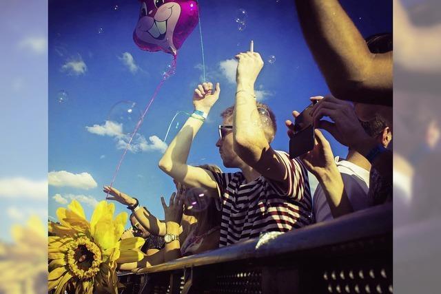 Grenzenlos-Festival zum vierten Mal