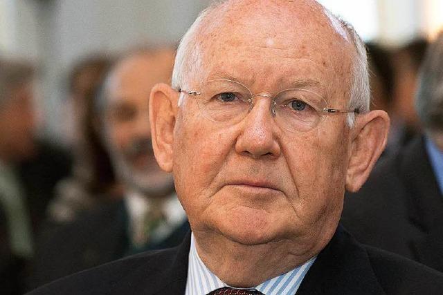 Dieter von Holtzbrinck gibt Aufsichtsratsvorsitz ab