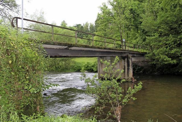 Über diese Brücke soll man noch lange gehen