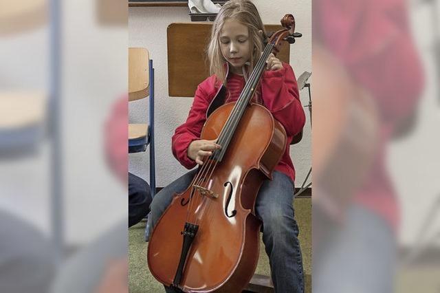 Die Musikschule öffnet ihre Türen