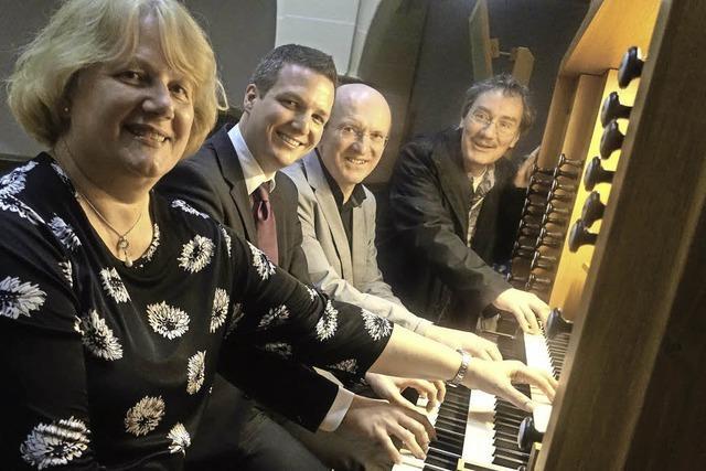 Ein kurzweiliger Orgelmarathon