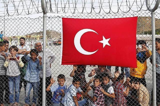 Türkei legt Flüchtlingsdeal wegen Visapflicht auf Eis