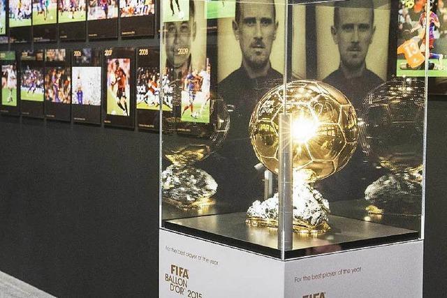 Ein Besuch im Fifa World Football Museum in Zürich