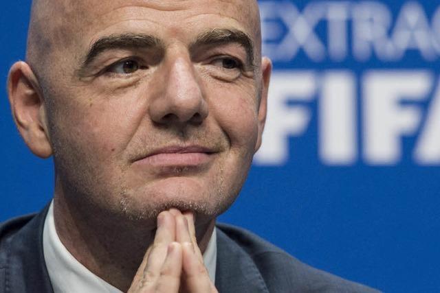 Fifa-Skandal: Blatter und Infantino wehren sich