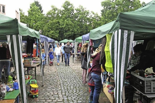 Büchermarkt im Juli