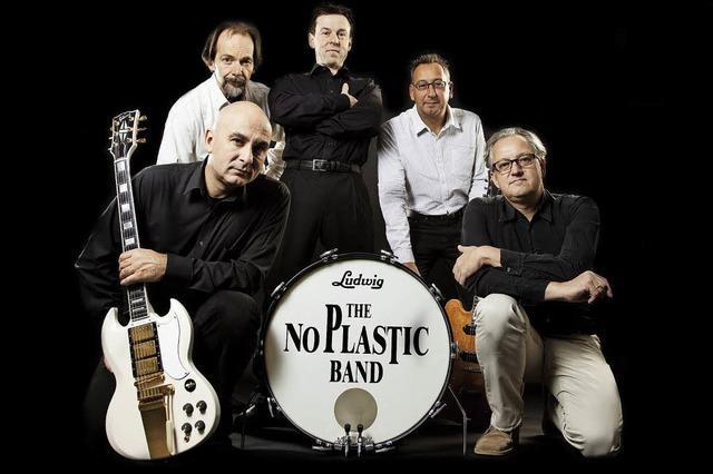 No Plastic Band und Volkmar Staub und Diebold Maurer in Eschbach