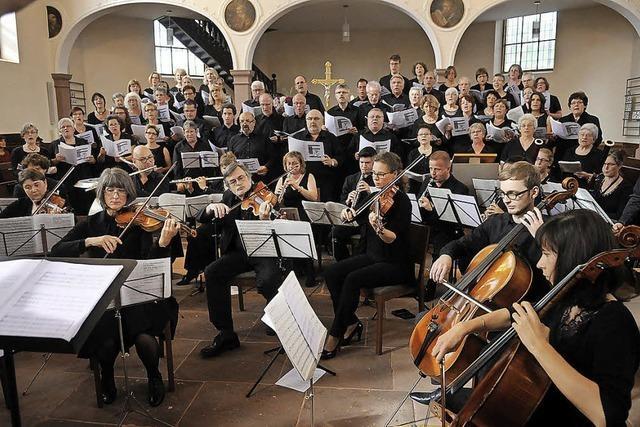 Musikalisch und spirituell ein Fest