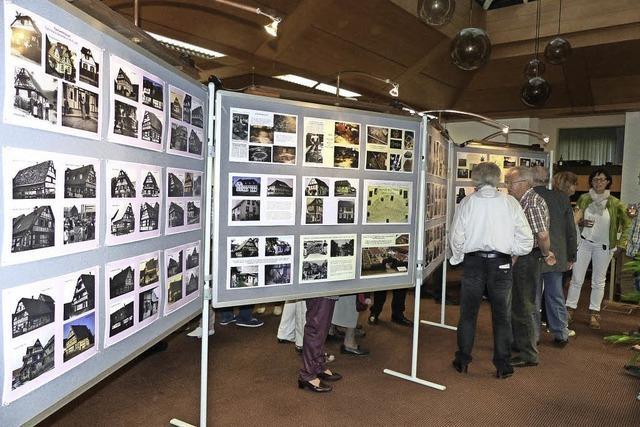 Ausstellung in Ichenheim