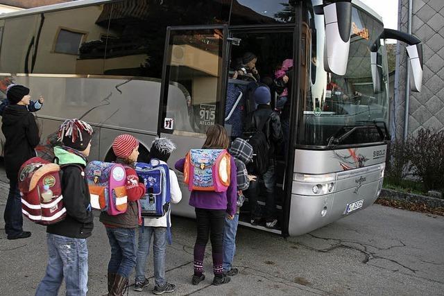 Busfahren im Kreis Waldshut wird nicht teurer