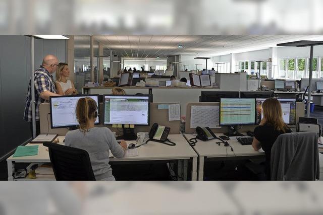 Franke Foodservice hat ein neu umgebautes Bürogebäude eröffnet