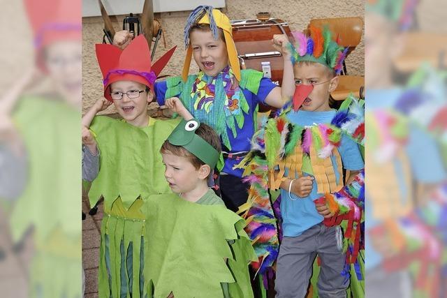 Kirchenfest in Harpolingen