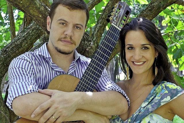 Duo erzählt von Liebe und Klang