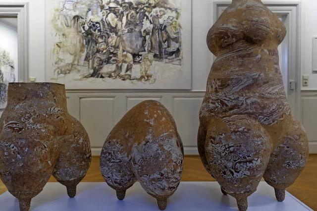MEINE WOCHE: Künstlerpaar stellt aus