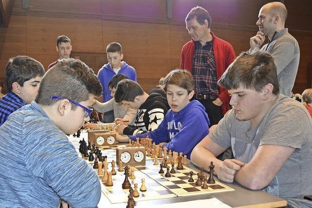 Der Denzlinger Schachclub hat ein neues Spiellokal