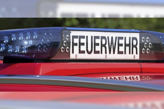 Die Feuerwehr Waldkirch feiert ihr 150-jähriges Bestehen
