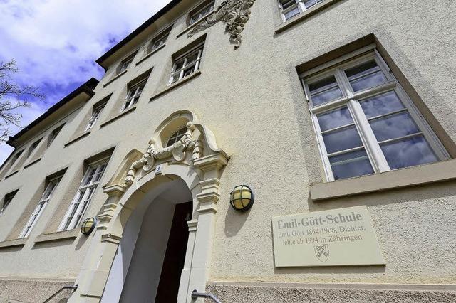 Der Namenspate von Freiburgs Emil-Gött-Schule war Vegetarier, Schriftsteller und Tierschützer