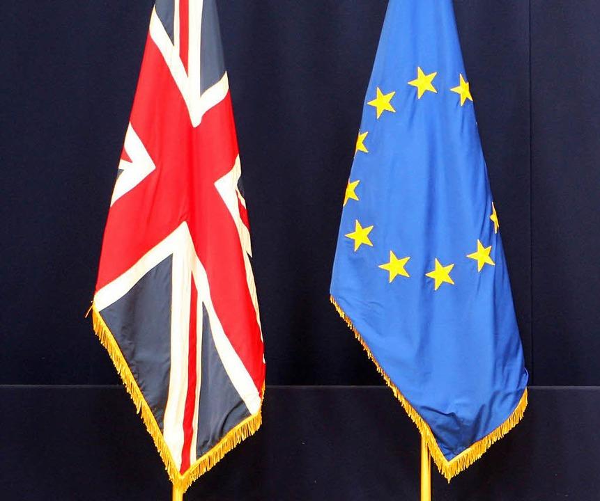 Bleibt der Union Jack in der EU?   | Foto: dpa