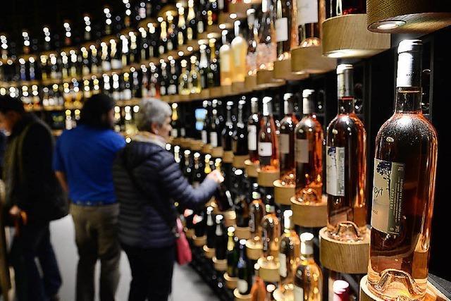 Weinpreise im Höhenrausch