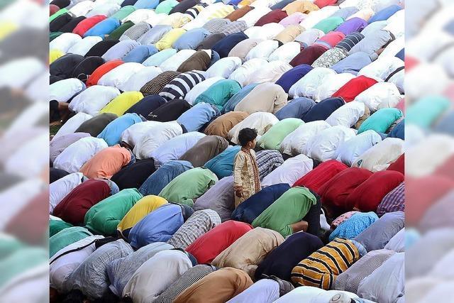Tage der Enthaltsamkeit - der Ramadan hat begonnen