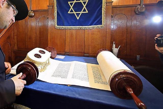 Jüdische Gemeinde bekommt ihr Herz zurück