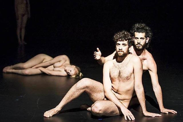 Choreografie mit mehr als 60 nackten Tänzern hat am Mittwoch Premiere
