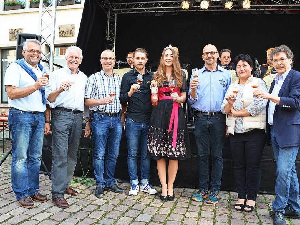 WGW und Weingüter begrüßen.