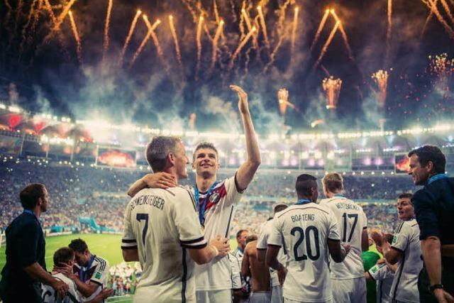 WM-Abend mit Fotograf Paul Ripke muss ausfallen