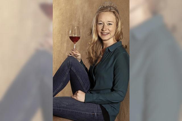 Interview mit der scheidenden Badischen Weinkönigin Isabella Vetter