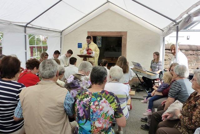 Die Kapelle soll wiederbelebt werden