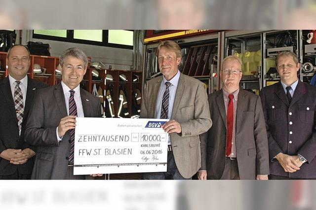 10 000 Euro für ein wichtiges Fahrzeug