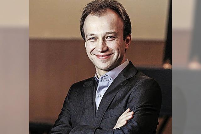 Klavierabend mit Bogdan Vaida