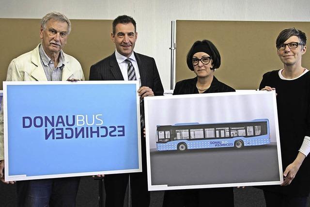 Stadtbus wird zum Donaubus