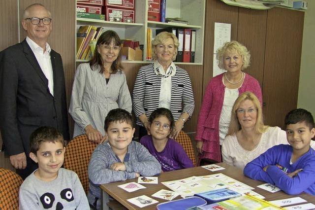 Hilfe für Kinder mit Sprachproblemen