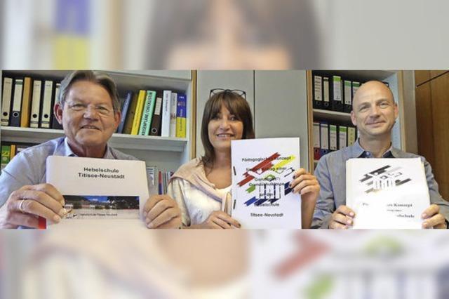 Hebelschule will 2017/2018 als Gemeinschaftsschule starten - Infos für Eltern