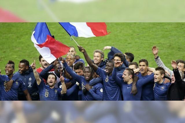 Die Gastgebermannschaft der EM hat in ihrem Land einen schlechten Ruf