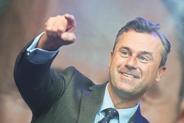 FPÖ ficht Ergebnis der Präsidentschaftswahl an