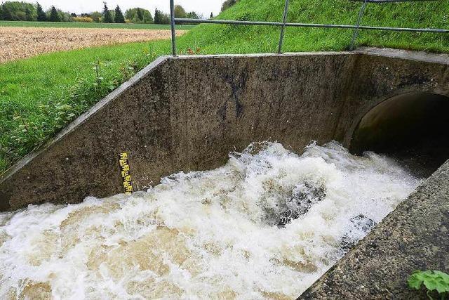 Sturzfluten: Welche Freiburger Stadtteile sind gefährdet?