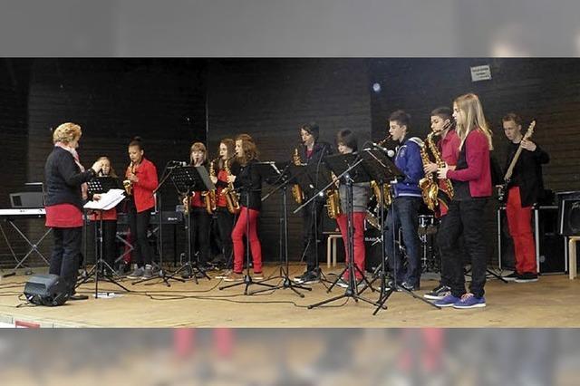 Präsentation der Städtischen Musikschule Waldkirch