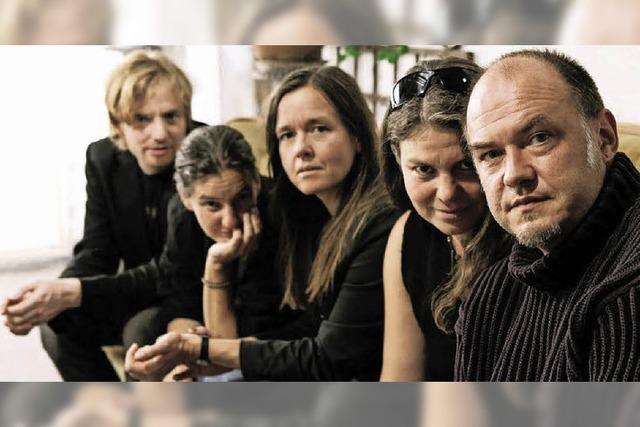 Mit Band Mitho Kanywa, Rapper Nico Suave, Band Moglebaum, DJ Kevin Joec in Waldshut-Tiengen