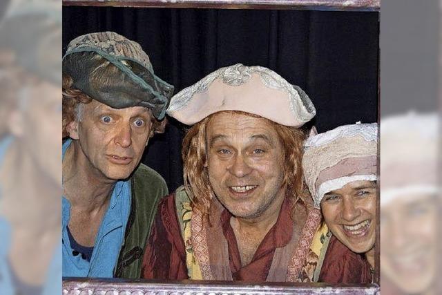 Das Theater Hans Dürr spielt am Freitag und Samstag die Komödie